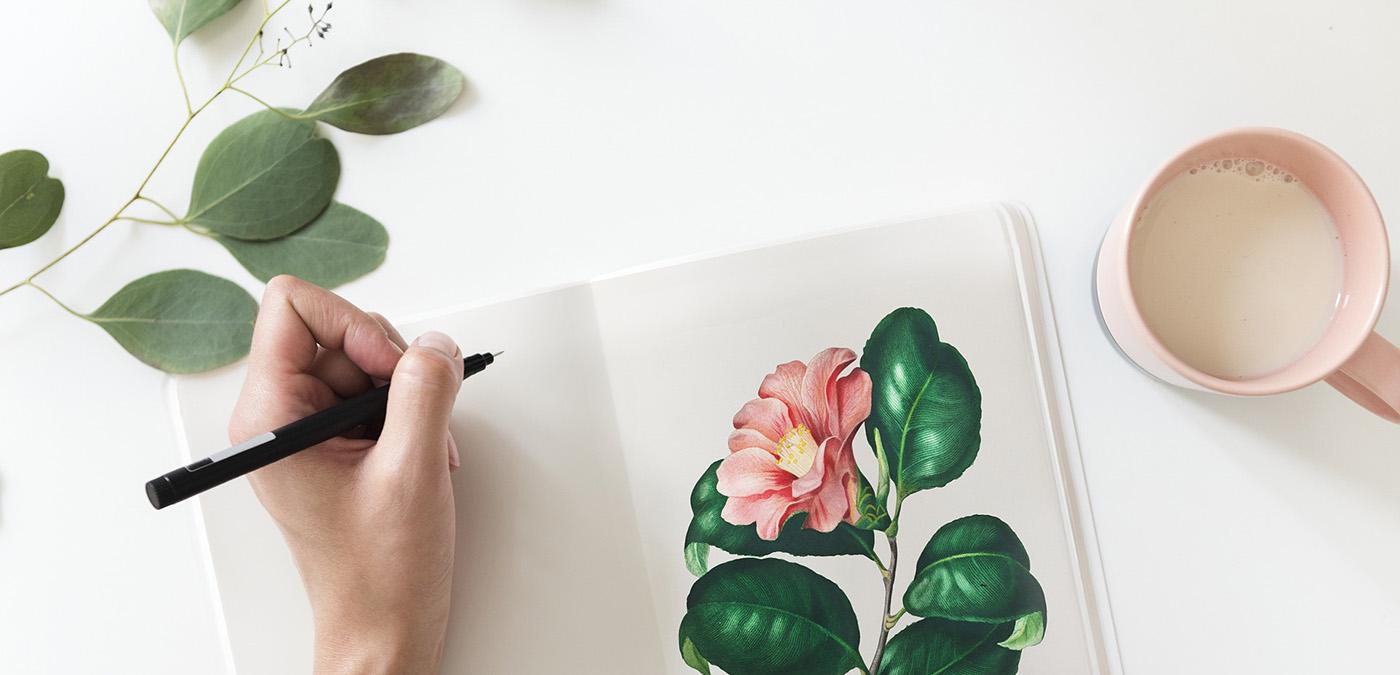Ett kreativt liv